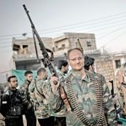 La guerre de l'ombre des combattants libres de Syrie