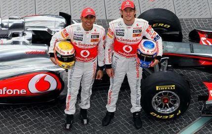 McLaren prend les devants