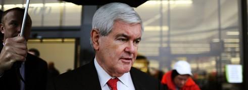 Newt Gingrich dévisse sous le feu des spots télévisés