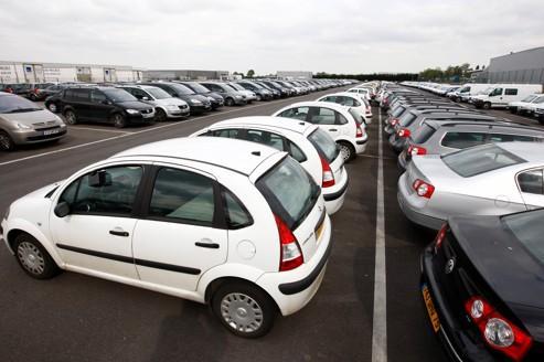 La demande automobile s'effondre