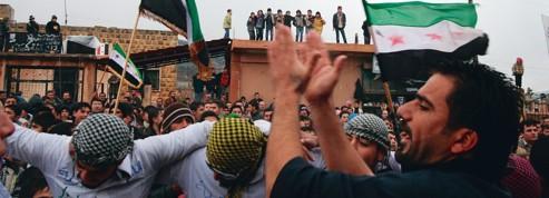 Les civils syriens cherchent la protection de l'Armée libre