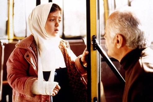 Une enfant perdue dans t h ran for Jafar panahi le miroir