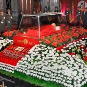Les puissances d'Asie testent Kim Jong-un