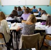 Une classe de 1ère S sans prof de maths