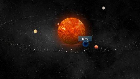 Comprendre le syst�me solaire
