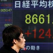 Les Bourses asiatiques poursuivent leur rebond