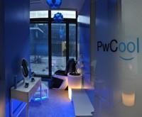 L'espace pwCool de PricewaterhouseCoopers.