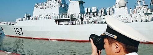 Les nouvelles ambitions maritimes de Pékin