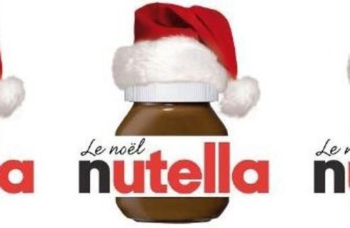 Un moment Nutella à la galerie Nikki