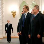 Les promesses de réforme de Medvedev