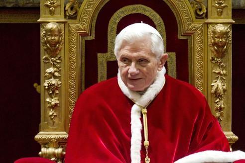 Benoît XVI fustige la lassitude des chrétiens