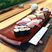 Les Français conquis par les sushis