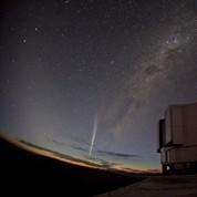La comète Lovejoy illumine le ciel austral