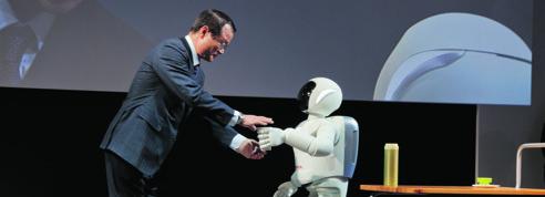 Asimo, un robot plus vrai que nature