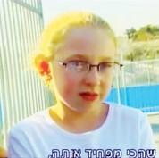 En Israël, une fillette insultée par les haredim
