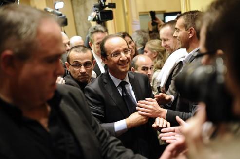 Le coût des débats PS pas imputé à Hollande pour 2012
