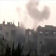 Homs, ville martyre, attend les observateurs