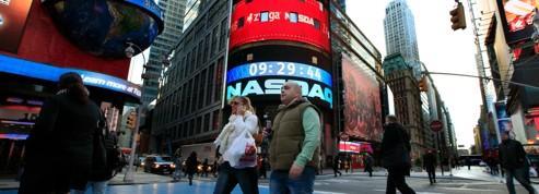 Les stars du Web ont repris le chemin de la Bourse