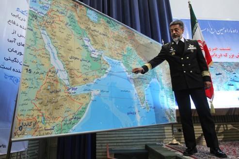 Les inquiétudes de la communauté internationale coïncident avec une série de manœuvres militaires navales lancées samedi dernier autour du détroit d'Ormuz.