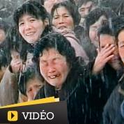 Scènes d'hystérie aux obsèques de Kim Jong-il