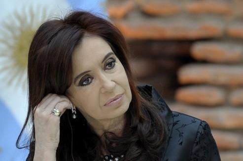 La présidente argentine souffre d'un cancer
