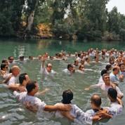 Le Jourdain, rivière mythique