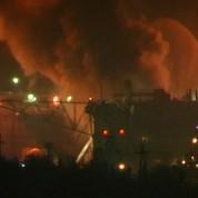Un sous-marin nucléaire victime d'un incendie