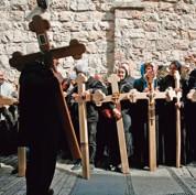 Sur la voie du Saint-Sépulcre