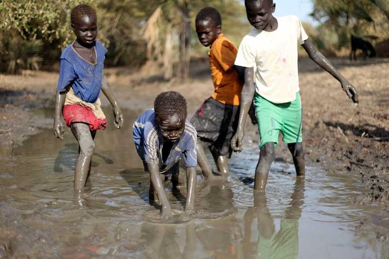 Resultado de imagem para sudão fome