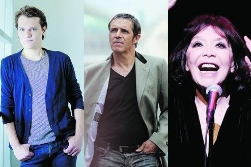 Paris, les grands concerts de 2012