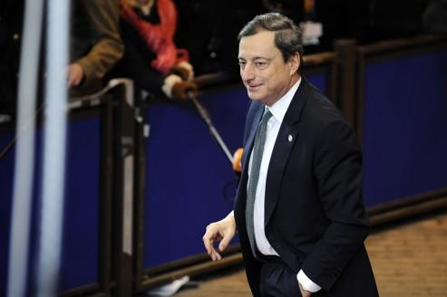 Mario Draghi remanie le directoire de la BCE