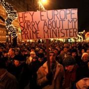 La Hongrie au bord du gouffre financier