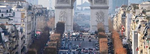 Les Champs-Elysées, élève médiocre en matière d'accueil