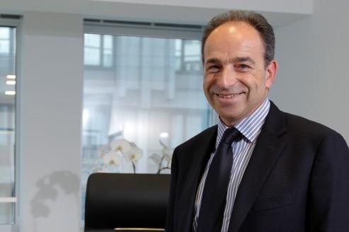 Jean-François Copé, secrétaire général de l'UMP, répond aux questions du Figaro dans son bureau du nouveau siège de son parti.