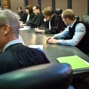 Justice: premières audiences pour les citoyens assesseurs