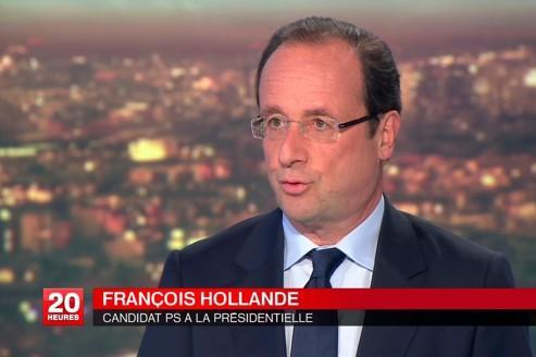 Fiscalité : François Hollande affine sa réforme