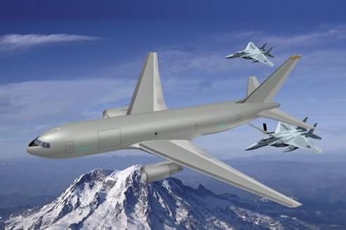 Boeing ferme une usine au Kansas