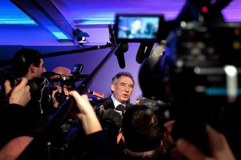 Bayrou promet de redonner le moral aux Français