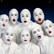Voca People, les aliens chantant
