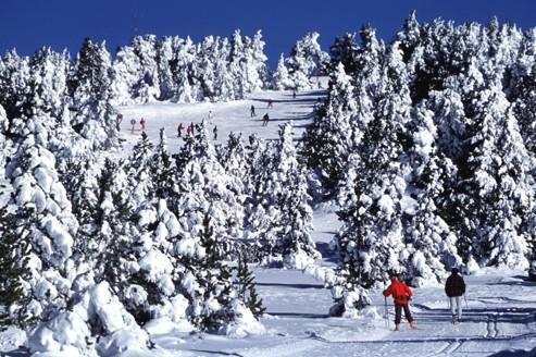 Accident de ski : un million d'euros pour une victime