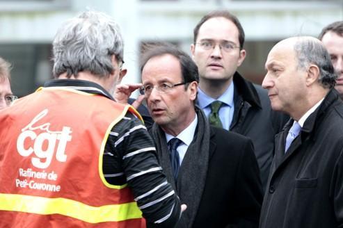 Pour Hollande, le bilan du président est un «échec»