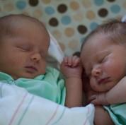 De plus en plus de jumeaux aux États-Unis