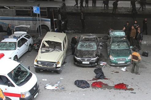 L'escalade de la violence favorise le régime syrien