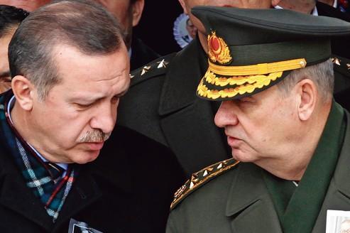 L'ex-chef de l'armée turque en prison