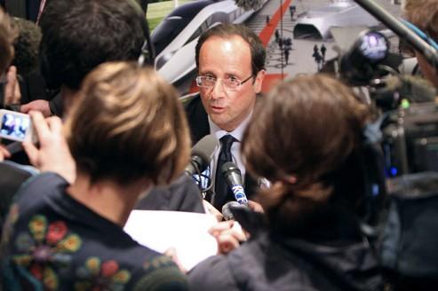 Hollande : un projet «sans annonce fracassante»