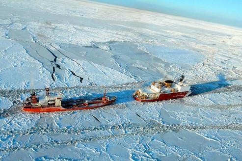 Le tanker de la dernière chance pour une ville d'Alaska