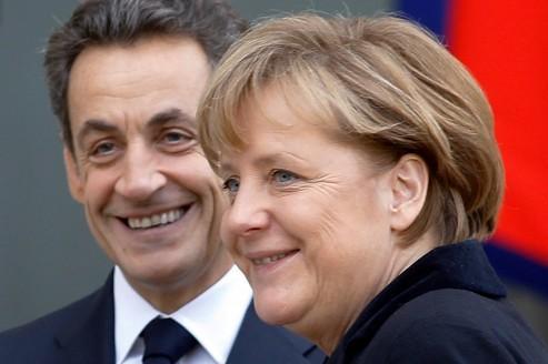 Merkel et Sarkozy affrontent les défis de 2012