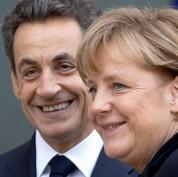 Sarkozy et Merkel face aux défis de 2012