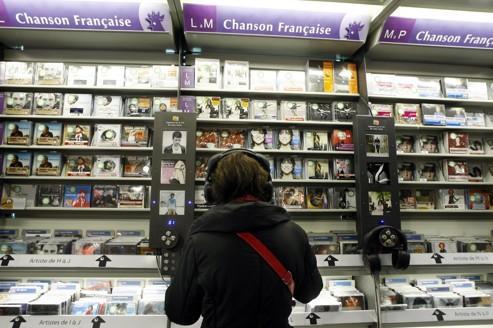 Premier rebond des ventes d'albums depuis sept ans