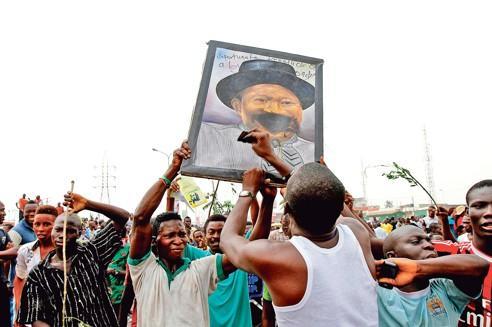Le Nigeria entre grève et conflit ethnique